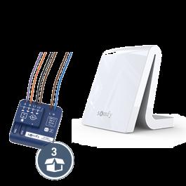 Somfy® Smart Home Kit Funk-Nachrüstung Unterputz io